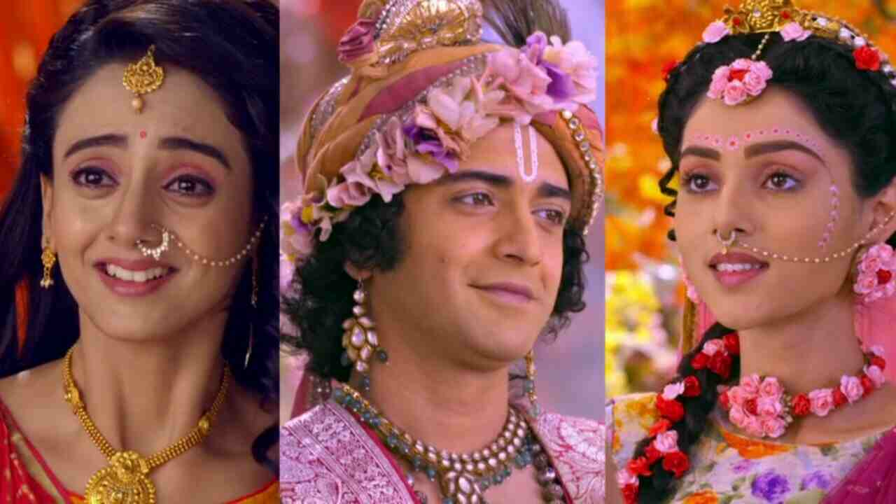 Radha Krishna Serial : 1 feb in English