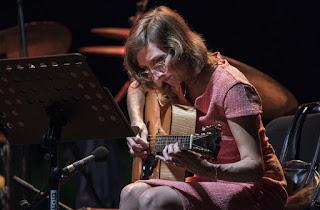 La guitarrista Mary Halvorson regresa a Donostia - España / stereojazz