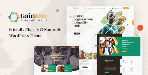 Best Nonprofit WordPress Theme