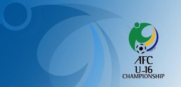 Channel TV Yang Menayangkan AFC U 16 2018