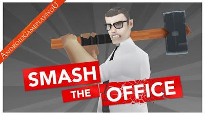 Smash The Office-Stress Fix