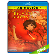 Big Fish & Begonia (2016) BRRip 1080p Audio Dual Latino-Chino
