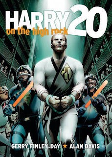 Review Harry Twenty on the High Rock Gerry Finley-Day Alan Davis 2000 AD Simon & Schuster Cover comic book