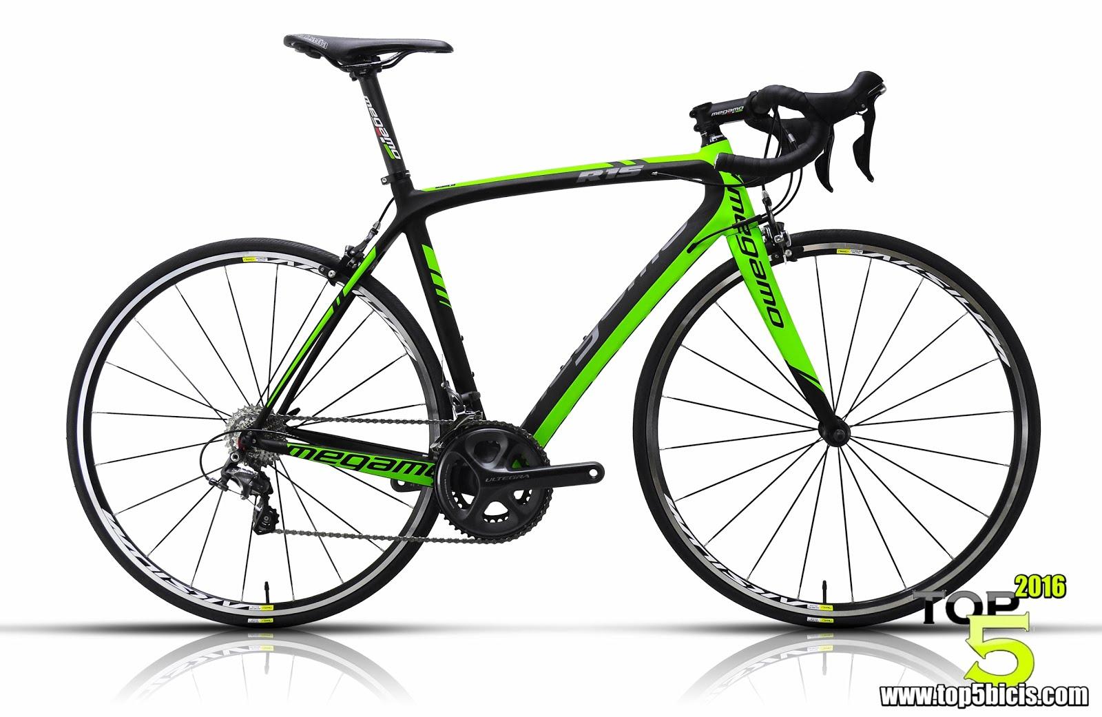 Megamo R15 Ultegra 11s Buena Bici Y A Buen Precio Top 5 Bicicletas De Carretera
