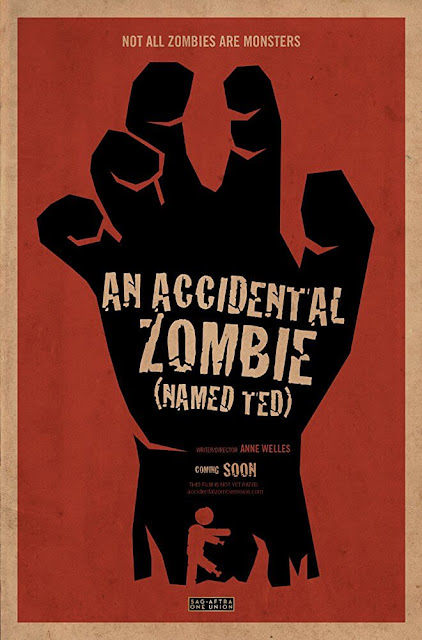 An Accidental Zombie (Named Ted): locandina