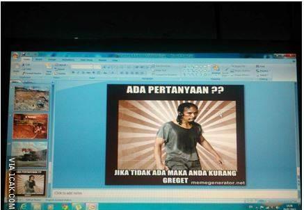 9 Penutup Presentasi Lucu Ala Mahasiswa Penyuka Sinetron Azab Indosiar