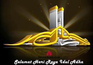 Gambar Kata Ucapan Selamat Lebaran Hari Raya Idul Adha 2016 / 1437 H
