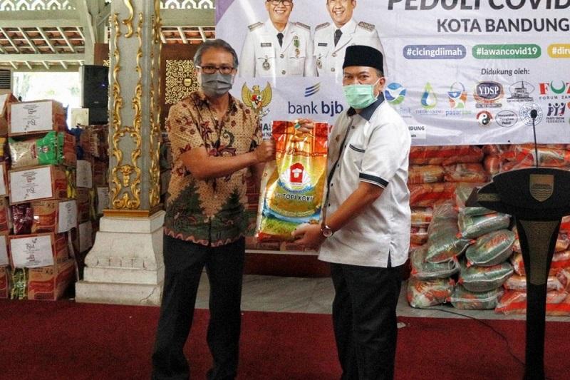 23.000 Paket Sembako Senilai Rp4,6 Miliar Siap Didistribusikan