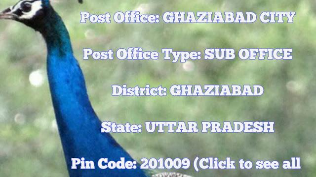 Ghaziabad Pincode For Ghaziabad Pincode