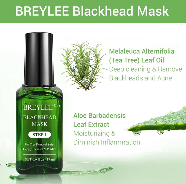 Review Breylee Blackhead Mask