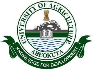 Federal University of Agriculture, Abeokuta (FUNAAB) Post-UTME/DE form 2019/2020