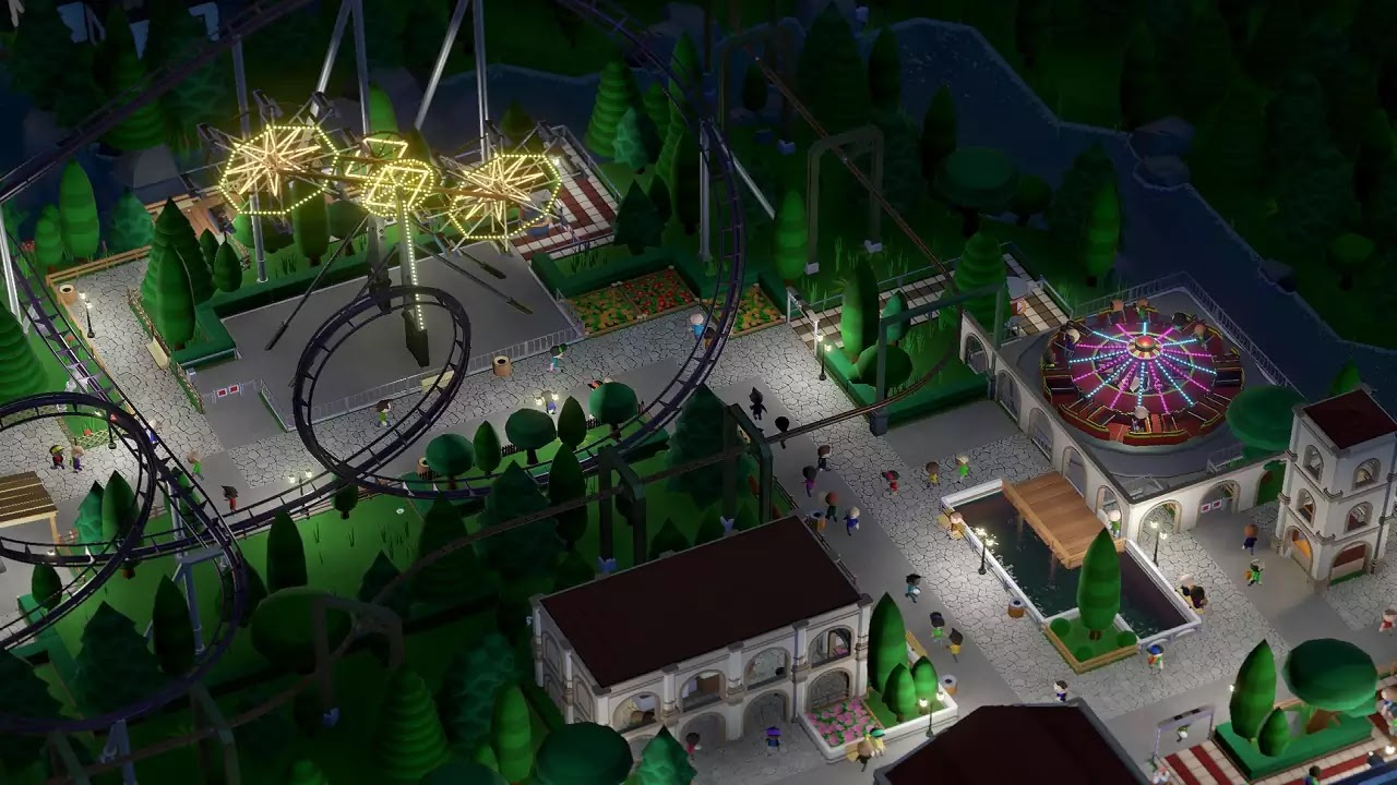 Parkitect game images