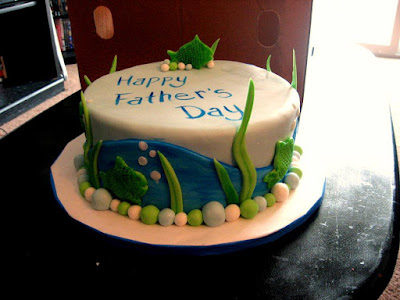 Happy Fathers Day Cakes Designs