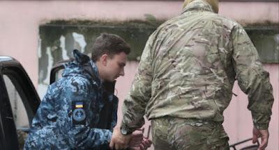 ФСБ РФ не вважає українських моряків військовополоненими