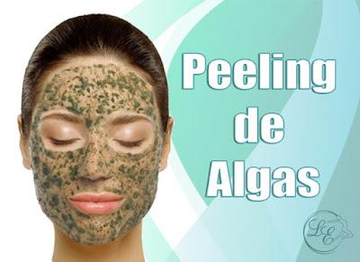Peeling de Algas