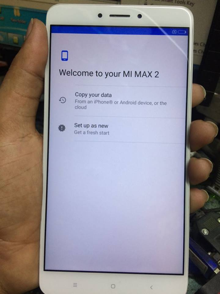Xiaomi Mi Max 2 dead recovery firmware fix flash file