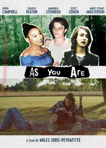 VER ONLINE Y DESCARGAR: Como Tu Eres - As You Are - PELICULA - 2016 en PeliculasyCortosGay.com