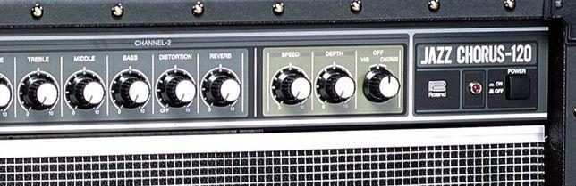 Amplificador de Guitarra Roland Jazz Chorus