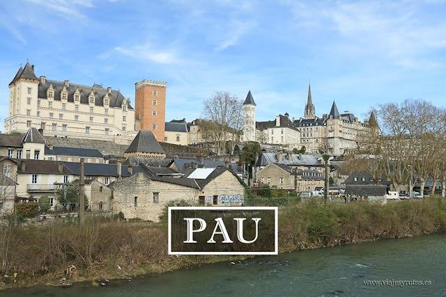 Pau, el mejor mirador de los Pirineos Atlánticos