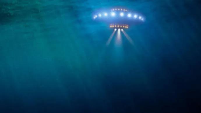 Οι εξωγήινοι προτιμούν  τους ωκεανούς, σύμφωνα με τα αρχεία UFO του ρωσικού ναυτικού (vid)