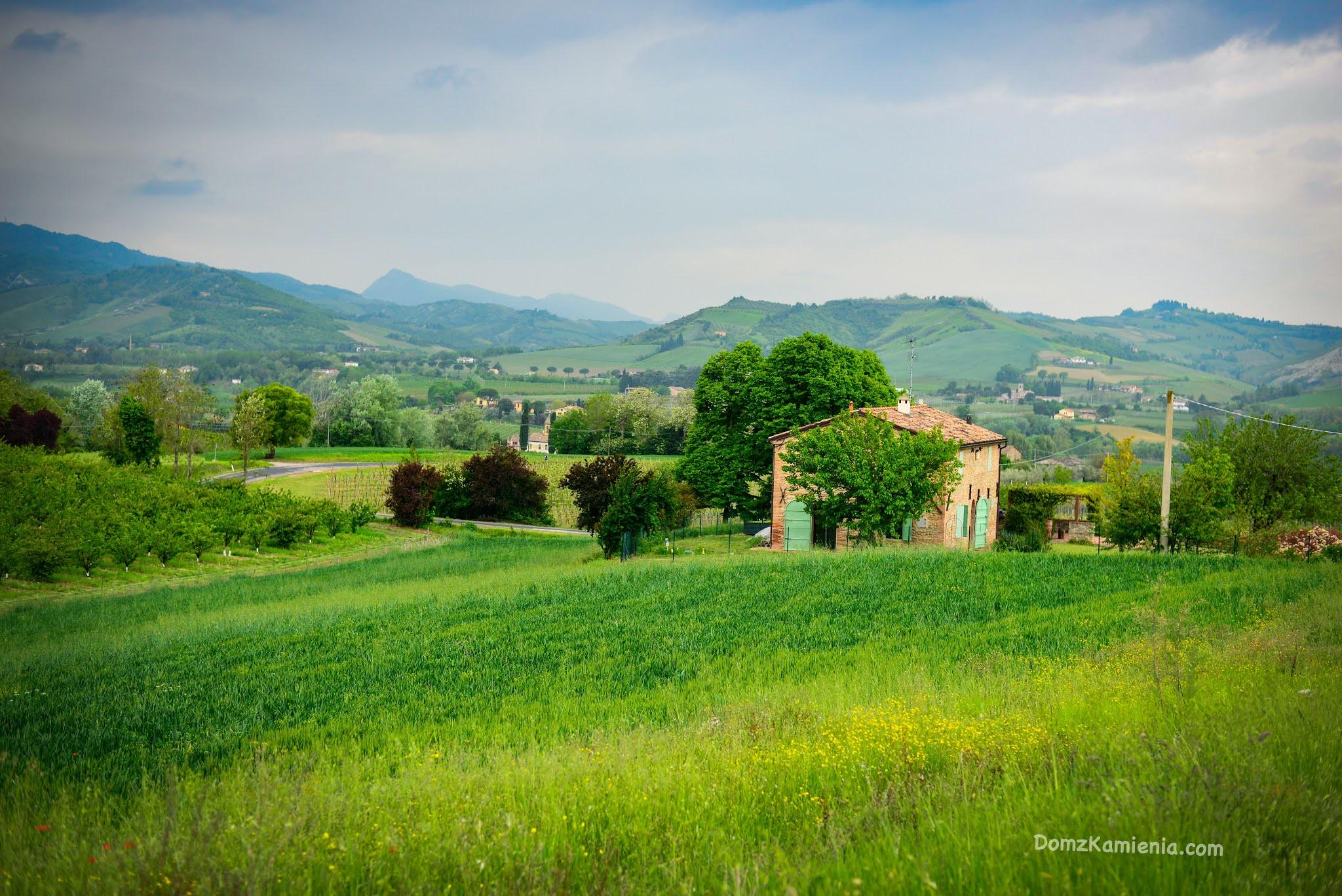 Dom z Kamienia blog - Kasia Nowacka, Toskania