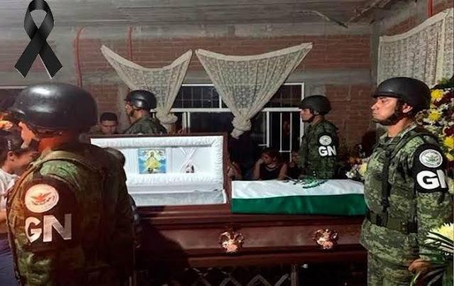 Honor a nuestras Fuerzas , Enfrentamiento contra Sicarios del CJNG deja una elemento muerta