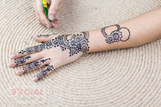 rajasthani bridal mehndi designs