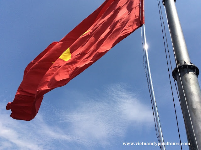 Lung Cu Flag Tower 1