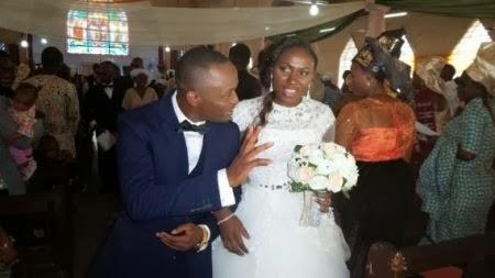 ushbebe white wedding pictures