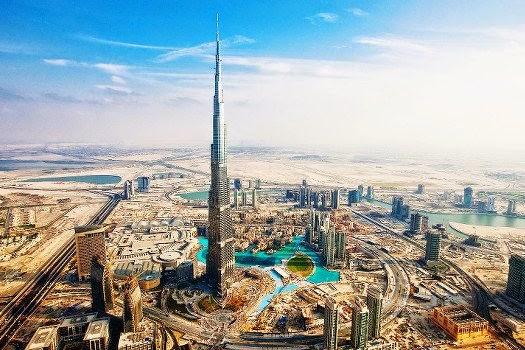 Ghaya Grand Hotel 5 - Dubaï