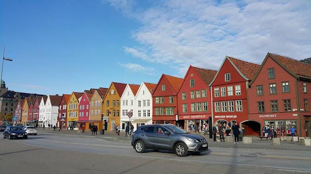 norveç bergen gezi notları, norway bergen travel