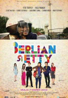 Film BERLIAN SI ETTY (2013)
