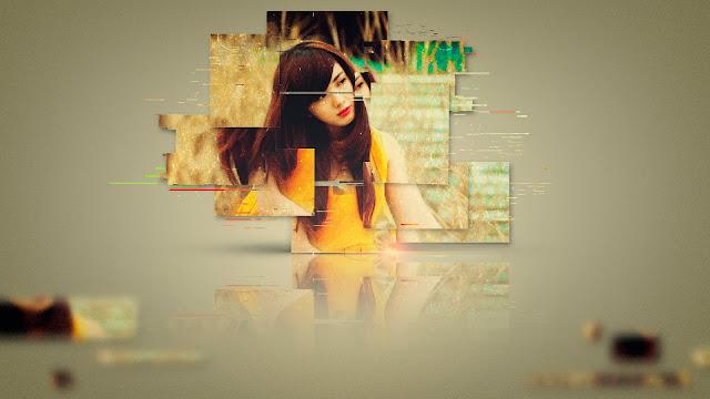Magic Artistic Frame (Mockup PSD)