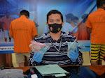 Sat Reskrim Polres Langsa ungkap Pembobolan Toko, Dua Pria Diamankan