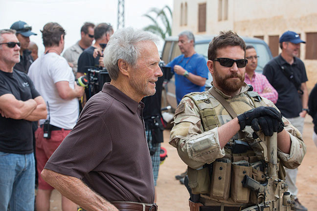 The Clint Eastwood Archive: American Sniper Reviews