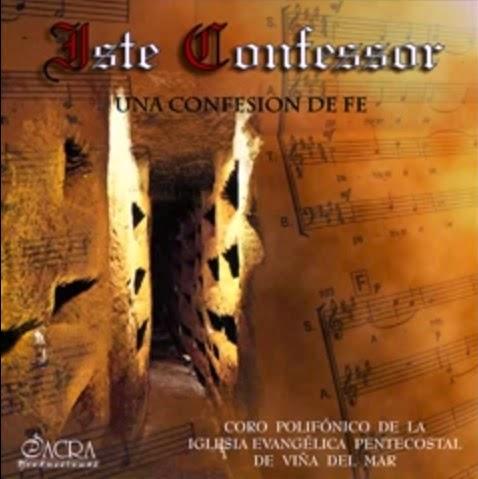 Coro IEP Viña Del Mar-Iste Confessor-