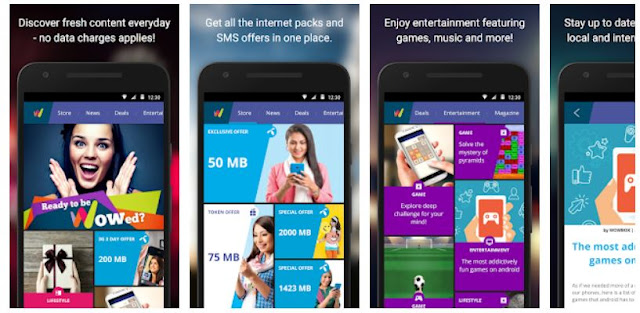 Download & Install WowBox Mobile App