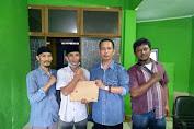 Penyerahan SK DPC Badak Banten Di Tengah Pandemi Covid-19