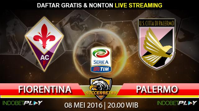 Prediksi Fiorentina vs Palermo 08 Mei 2016 (Liga Italia)