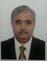 इसरो के वैज्ञानिक श्री जयंत पी जोशी