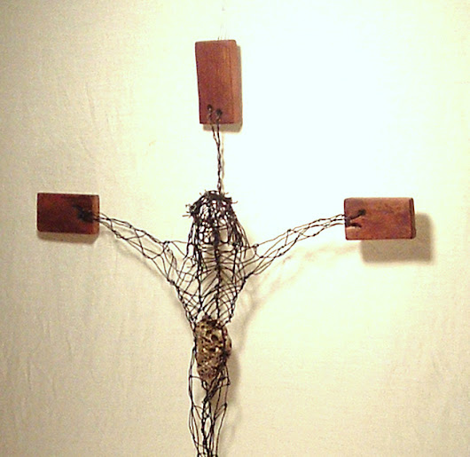 LaVern David Thompson Art Studio: Christian Cross Art by LaVern David Thompson