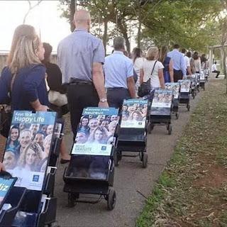 """Rusia proscribe a los Testigos de Jehová por """"extremistas"""""""