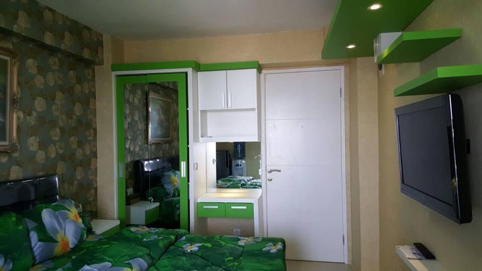 Cv tridaya interior paket murah interior studio for Interior apartemen studio