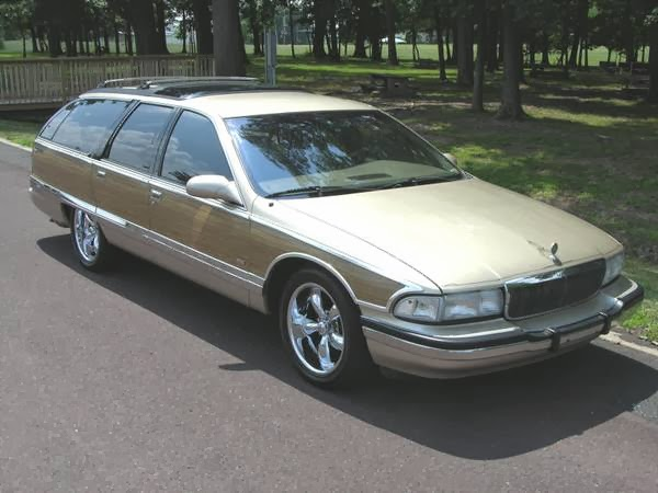 daily turismo 5k who is waggin who 1996 buick roadmaster estate 6 spd. Black Bedroom Furniture Sets. Home Design Ideas
