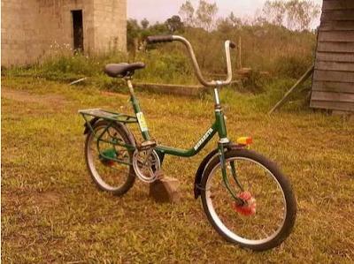 Bicicleta Antiga Monareta Monark Aro 20 Ano 74