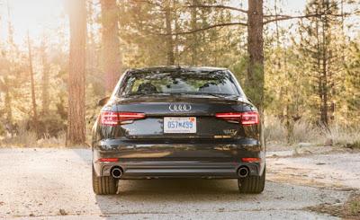 2017 Audi A4 2.0T Quattro - luxury Cars - Otomotif Review