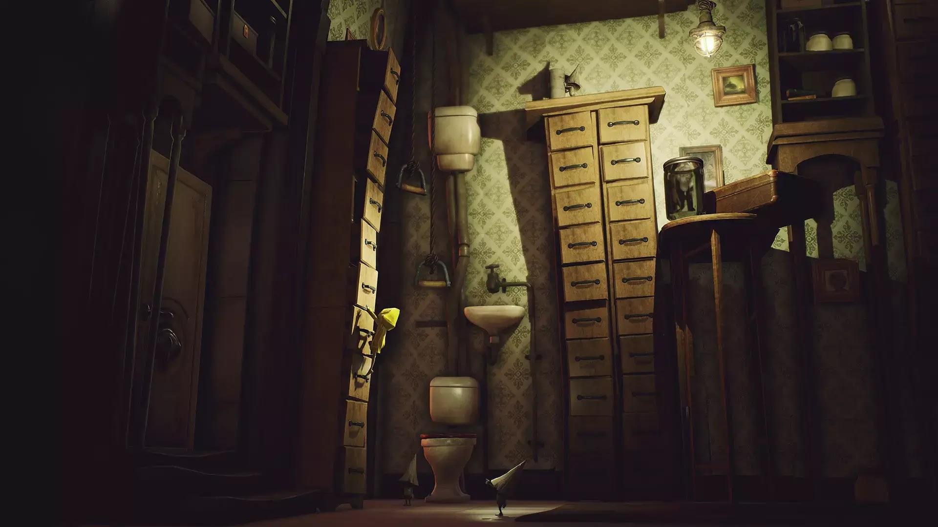 Little Nightmares Diskon Steam Autumn Sale 2020