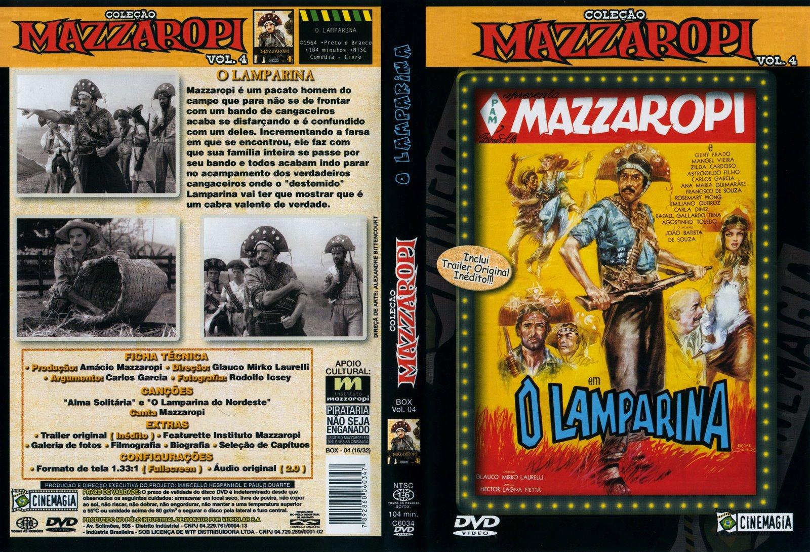 filme mazzaropi o lamparina completo