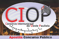 Apostila Concurso CIOP Presidente Prudente, Auxiliar Administrativo