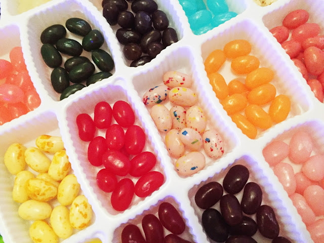 Jelly Belly 50 Flavoured Box